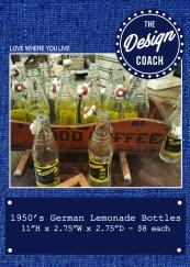bottles POP