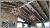 The Design Coach - Custom Ceiling Installation