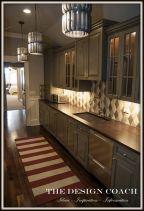 Bunk Room Kitchen
