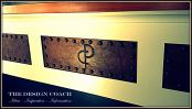 The Design Coach - Custom Branded Mantel