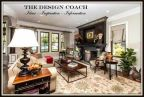 the design coach -fireplace