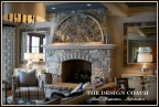 the design coach - fireplace